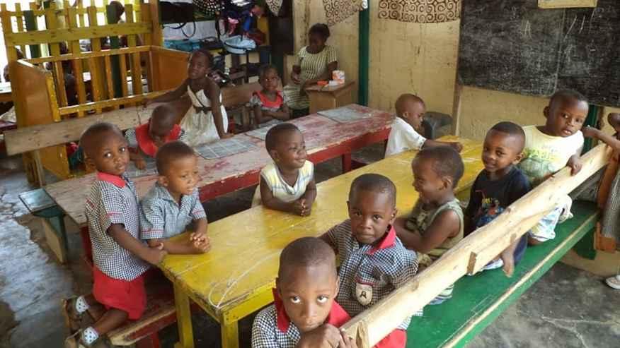 Kindergarten Attendant