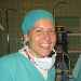 A Health Care Volunteer in the OR